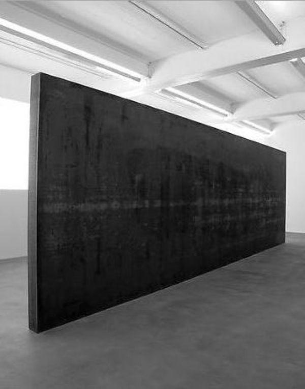 """Richard Serra """"Fernando Pessoa"""""""