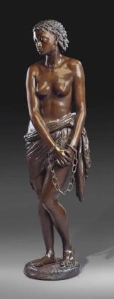 """Daughter of Eve or American Slave,"" John Bell, 1862"