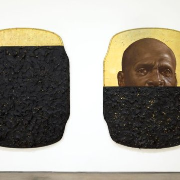 Titus Kaphar: The Jerome Project (My Loss)