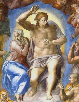 Creation of Adam Sistine Chapel