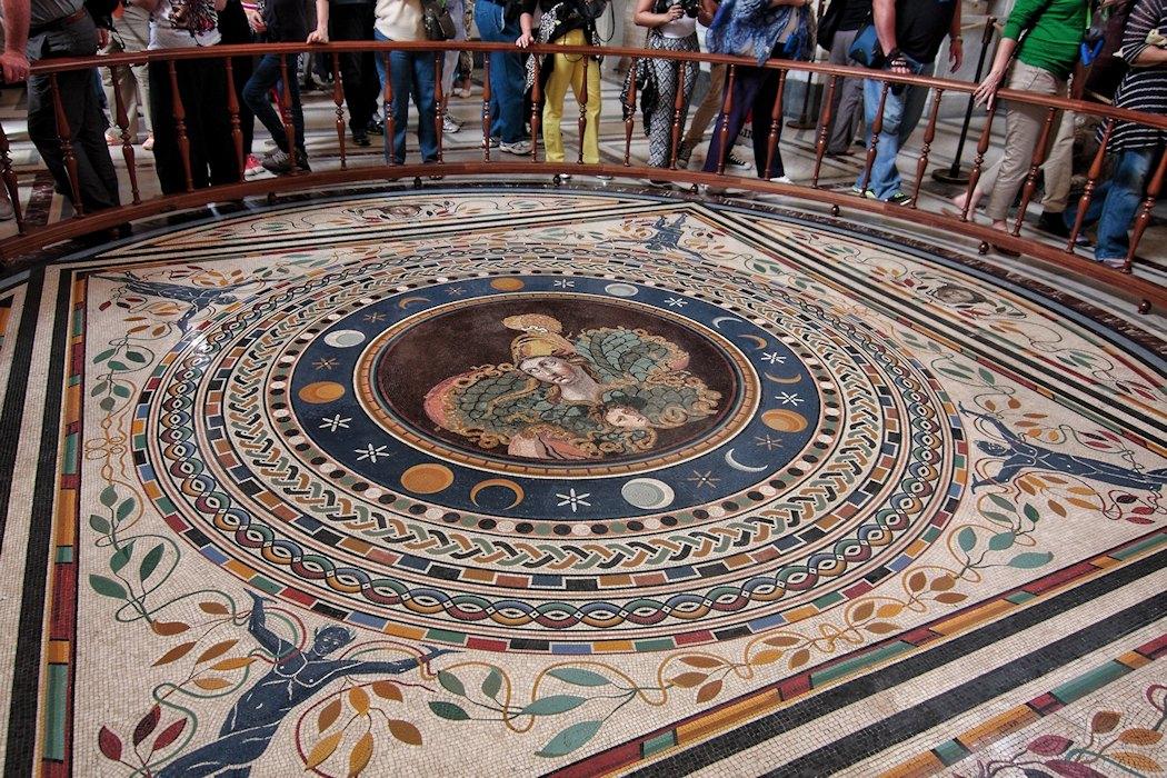 Diana mosaic